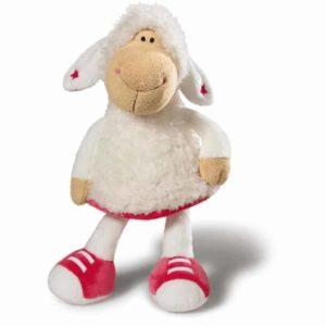 """בובת הכבשה בטי (25 – 80 ס""""מ) ניקי NICI"""