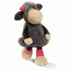 """בובת כבשה – לוסי (25 – 120 ס""""מ) ניקי NICI"""