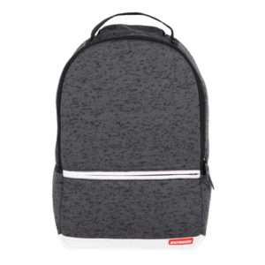 תיק ספרייגראונד Sprayground DANRUE & NICK NACK BLACK KNIT BACKPACK
