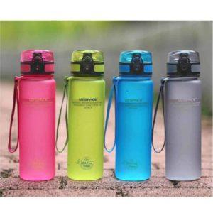 """בקבוק ENERGY ION היפני במגוון צבעים (500 מ""""ג)"""