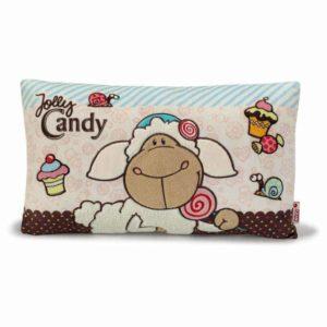 כרית NICI הכבשה קנדי ממתקים 43×25
