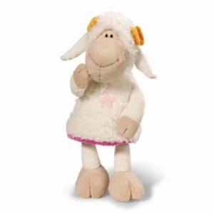 """בובת הכבשה איימי (כ- 25 ס""""מ) ניקי NICI"""