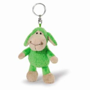מחזיק מפתחות ניקי NICI הכבשה הירוקה