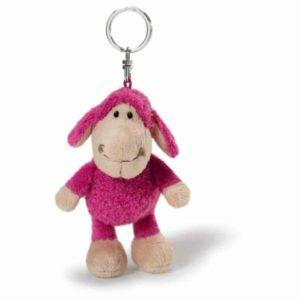 מחזיק מפתחות ניקי NICI הכבשה הורודה