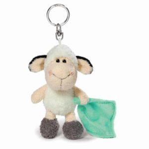 מחזיק מפתחות ניקי NICI הכבשה Netty התינוקת