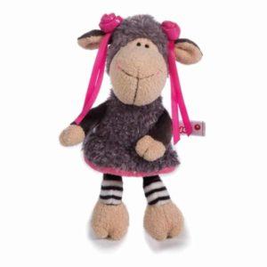 """בובת הכבשה ג'ולי ג'וסי (20 – 105 ס""""מ) ניקי NICI"""