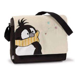 תיק צד חורף פרוותי של ג'ורי הפינגווין NICI