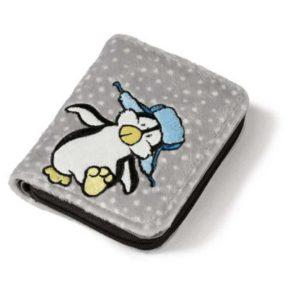 ארנק פרוותי של פינגווין החורף NICI