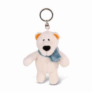 מחזיק מפתחות ניקי NICI דב שלג לבן