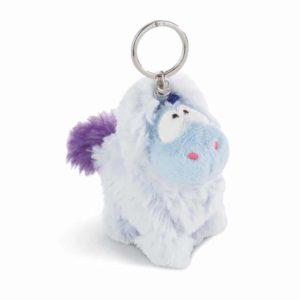 מחזיק מפתחות ניקי NICI חד קרן שלג