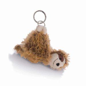 מחזיק מפתחות ניקי NICI עצלן חום